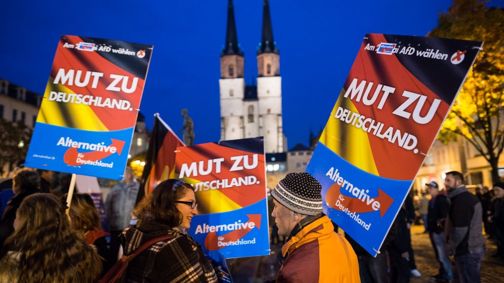 Photo Gallery: A Look at Germany's Populist Right