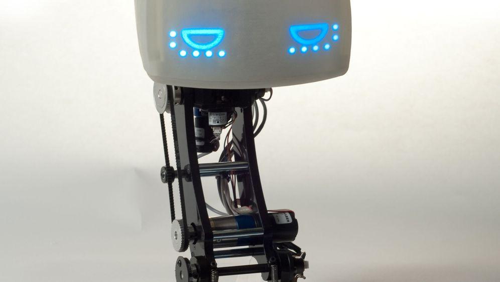 Verantwortung von Maschinen: Strafrecht für Roboter?