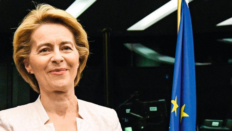 CDU-Politikerin von der Leyen