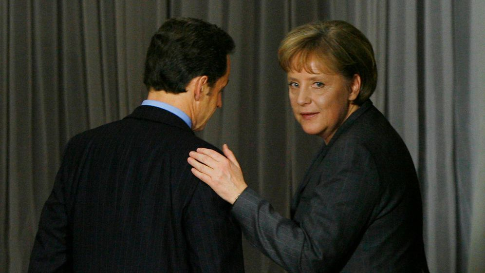 Photo Gallery: Friction Between Berlin and Paris