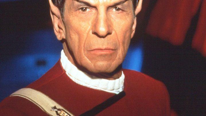 "Mr. Spock aus ""Star Trek"": Leonard Nimoy ist tot"