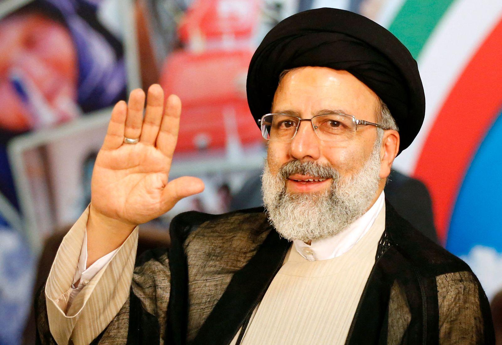 FILES-IRAN-POLITICS-VOTE-RAISI