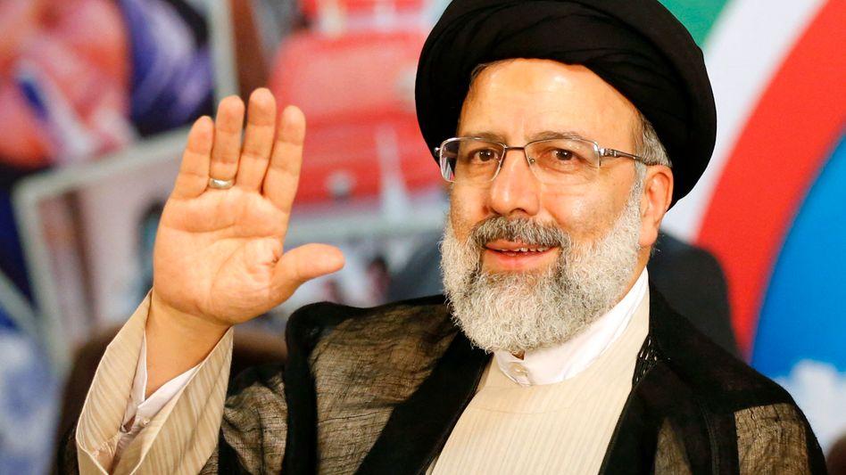 Ebrahim Raisi: Der neue iranische Präsident will nicht mit Joe Biden sprechen (Archivbild)