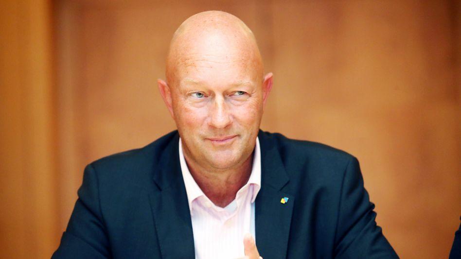 """Thüringer FDP-Politiker Thomas L. Kemmerich: """"Wieder an den Schwung von 2017 anknüpfen"""""""