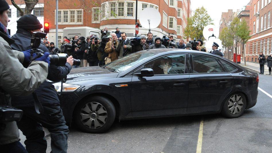 WikiLeaks-Gründer Assange in London verhaftet: Enthüller ohne Anführer?