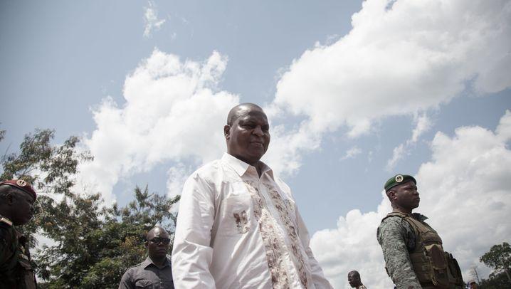 Zentralafrikanische Republik: Drei tote Russen, viele Fragen offen