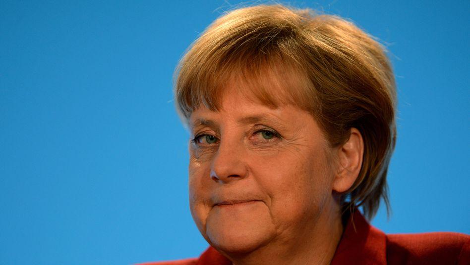 """Merkel auf CDU-Klausurtagung: """"Ich kümmere mich um mein Agieren"""""""