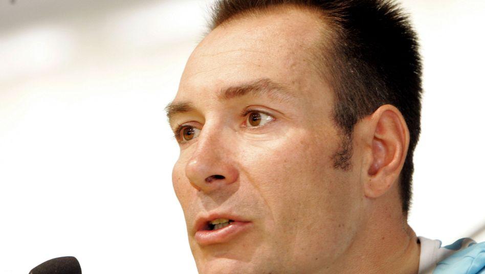 Geständiger Dopingsünder Zabel: Aus bei Katusha