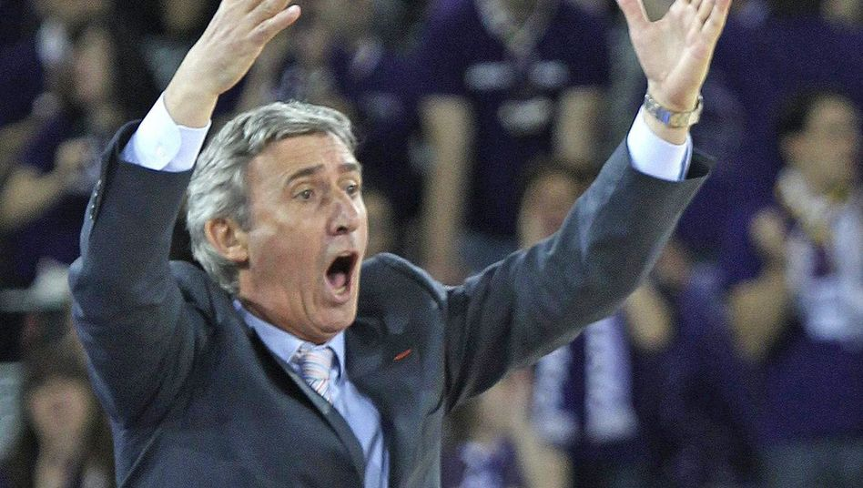 Basketball-Coach Pesic: Zum zweiten Mal Bundestrainer