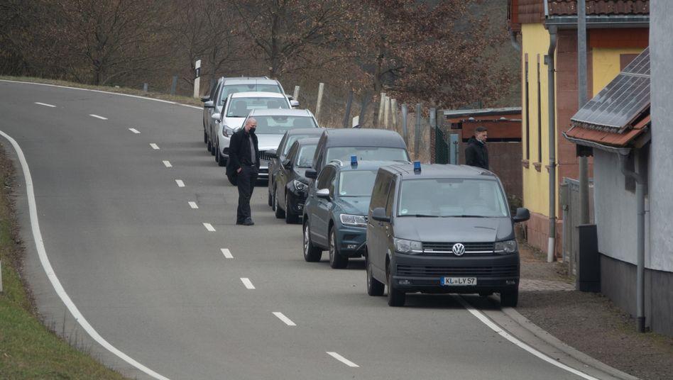 Polizeieinsatz in Weilerbach: »Wir schließen nicht aus, dass er bewaffnet ist«