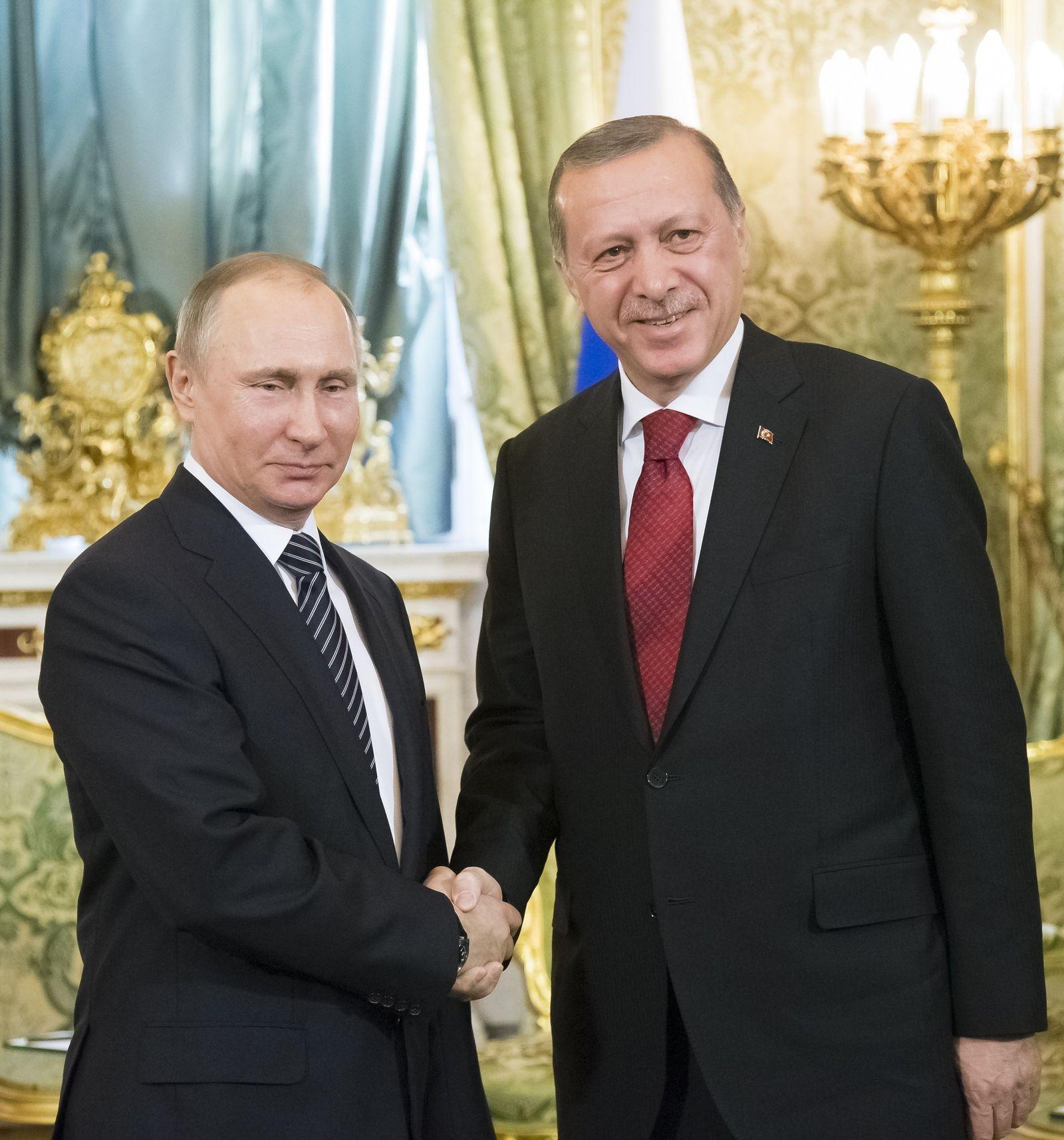 Wladimir Putin/Recep Tayyip Erdogan