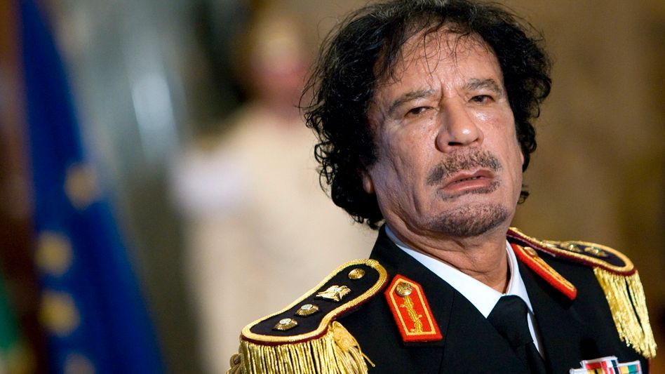 Muammar al-Gaddafi: Die genauen Todesumstände sind unklar