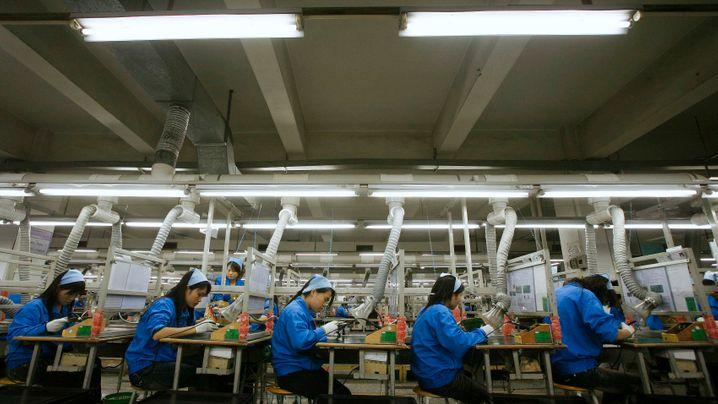 Exportweltmeister China: Auf Kosten der anderen