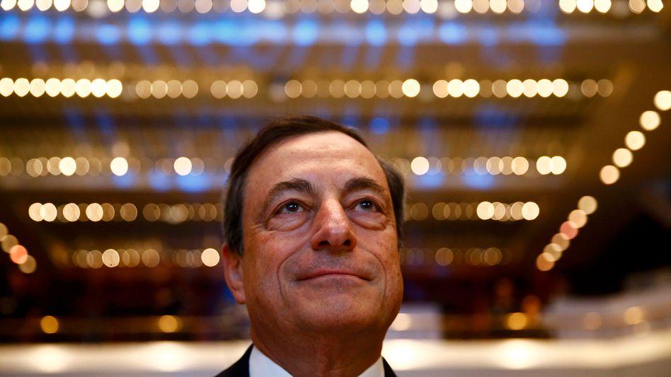 EZB-Präsident Draghi: Hat er noch eine Mehrheit?