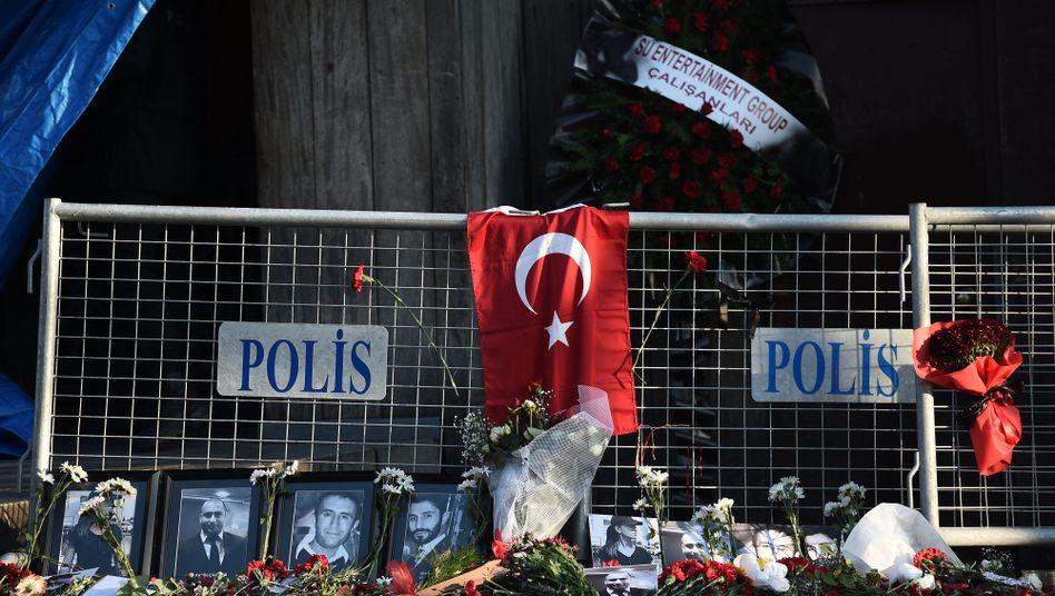 Nach Anschlag in Nachtklub: Silvester 2017 tötete ein IS-Anhänger 39 Menschen in Istanbul
