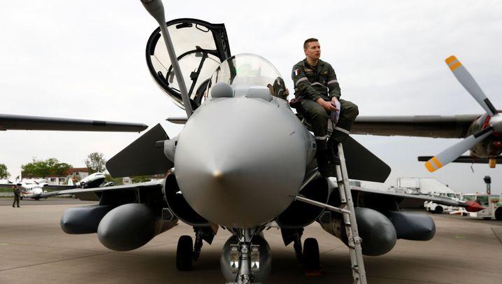 Eurofighter-Nachfolge: Neues Kampfflugzeug für Europa