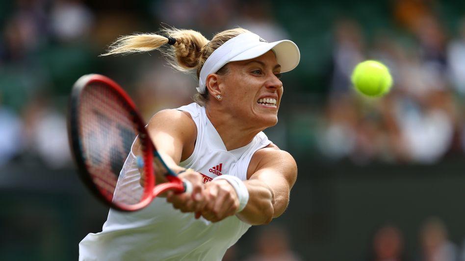 Angelique Kerber steht wieder mal in einem Grand-Slam-Viertelfinale