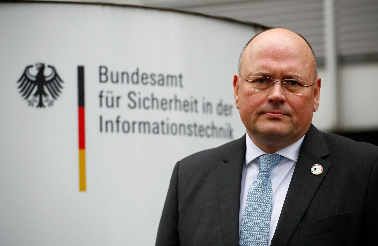 Arne Schönbohm/BSI