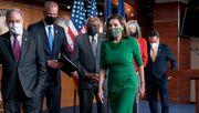 Repräsentantenhaus stimmt für Bidens Corona-Hilfspaket