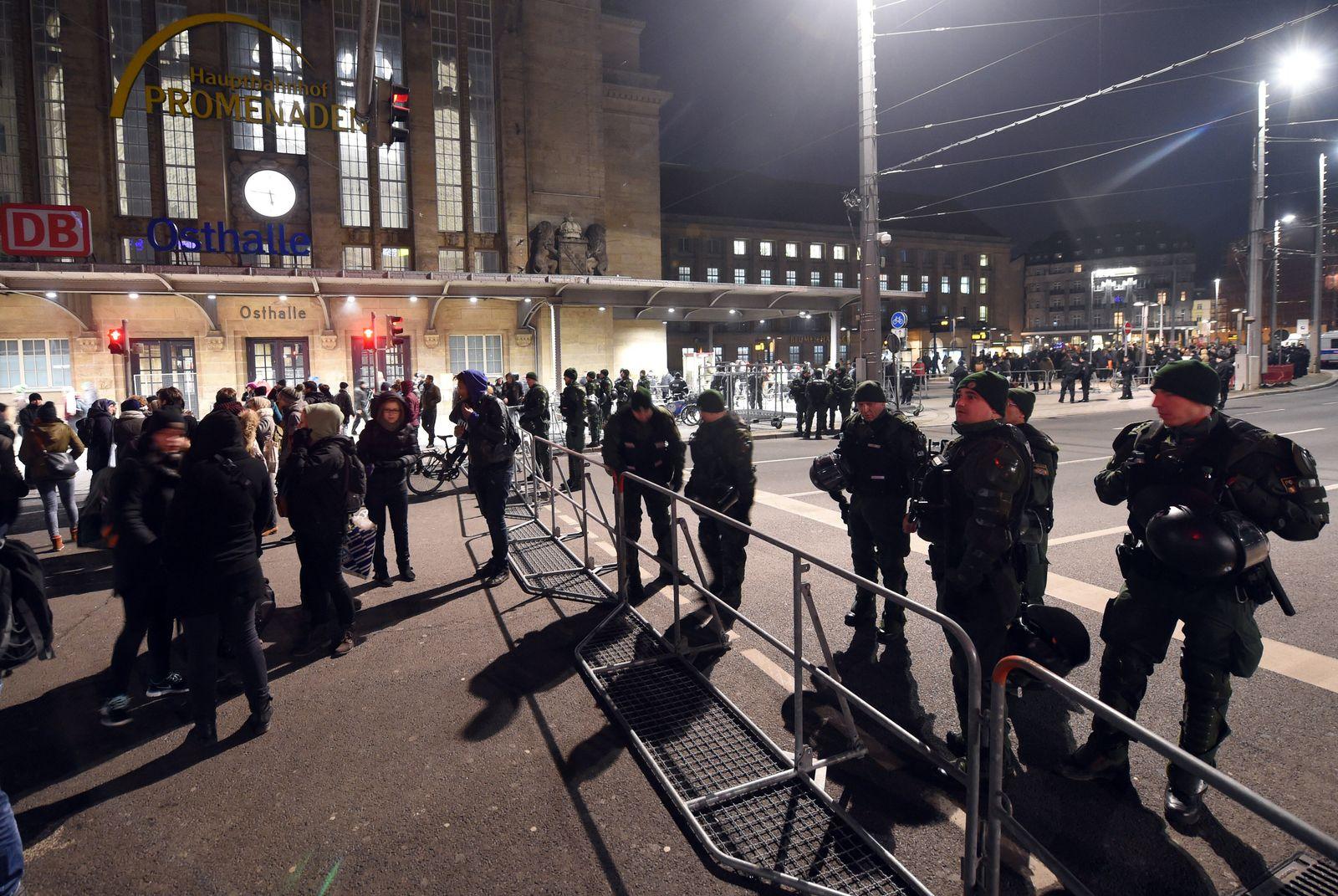 Zwei Brandanschläge auf Bahnstrecke Leipzig-Dresden