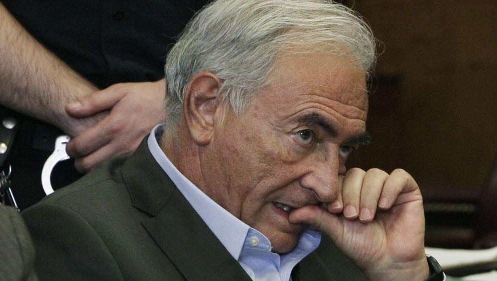 Strauss-Kahn: Der unerwünschte Nachbar
