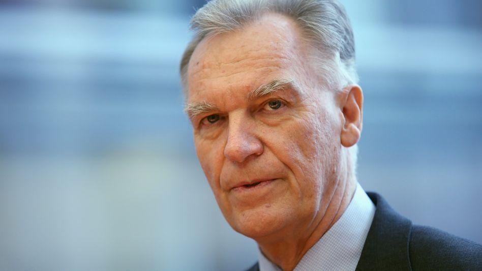 """BKA-Chef Ziercke: """"Ich war wirklich überrascht, dass Oppermann anrief"""""""
