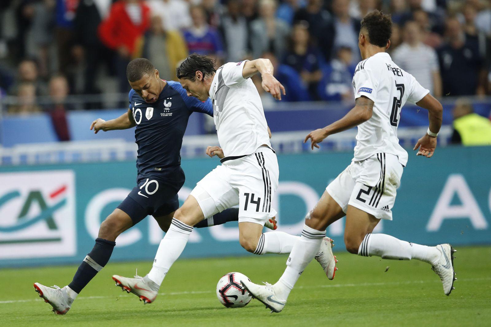 APTOPIX France Germany Nations League Soccer