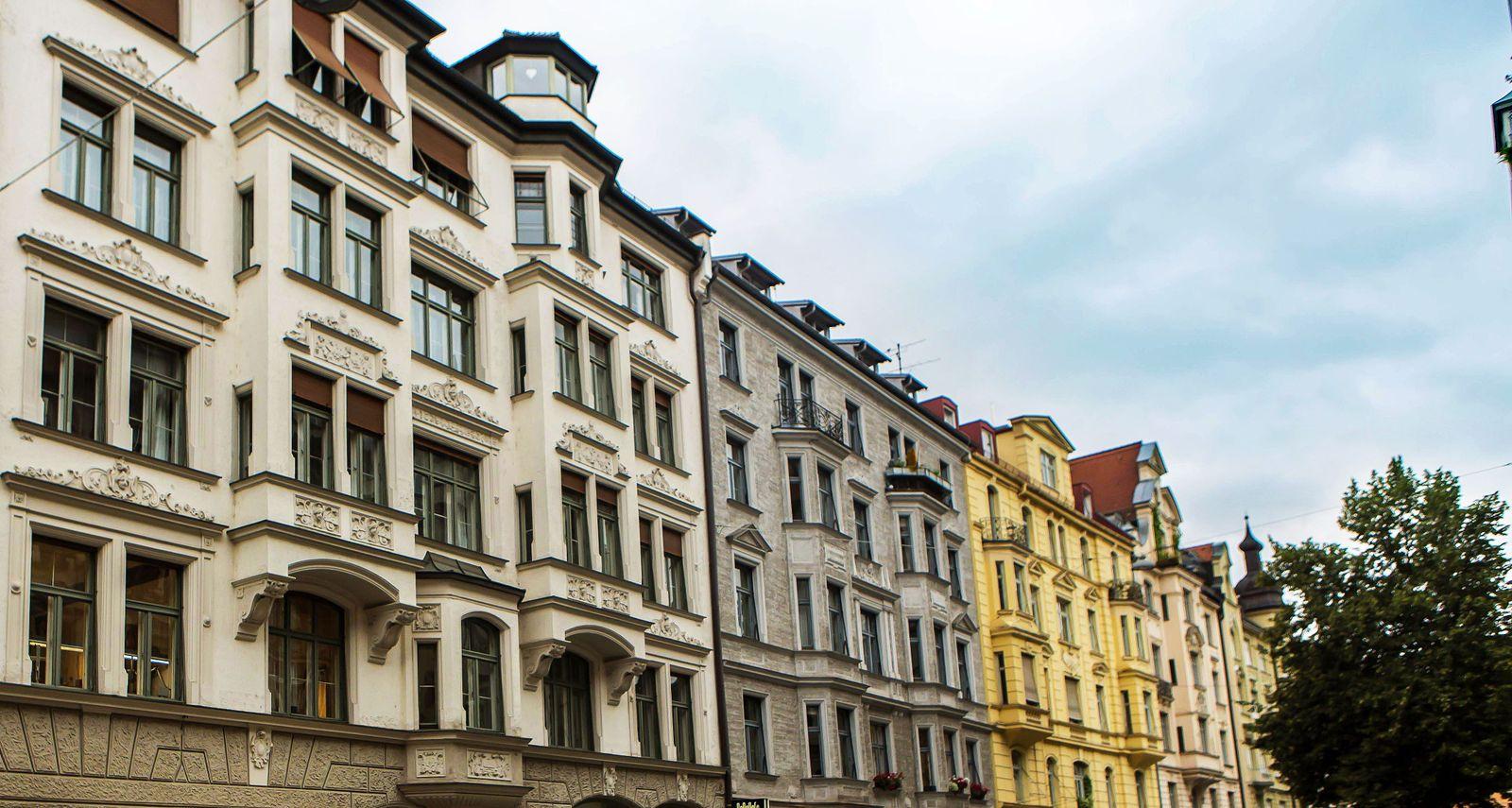EINMALIGE VERWENDUNG Deutschland / Immobilien / Miet-Wohnungen / Wohnungen
