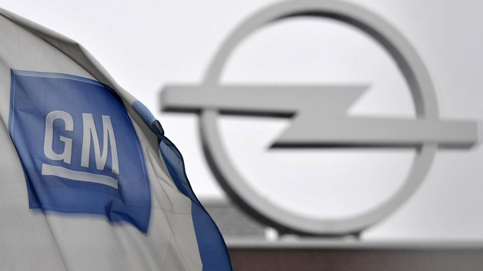 Opel-Werk in Bochum: General Motors setzt auf den Erhalt eigener Bürgschaften