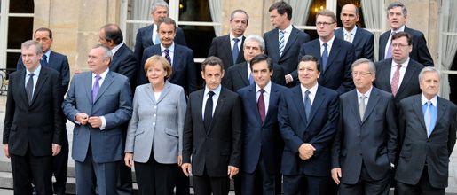 """Euro-Staats- und Regierungschefs in Paris: """"Ein Stück weit beherrschbar"""""""