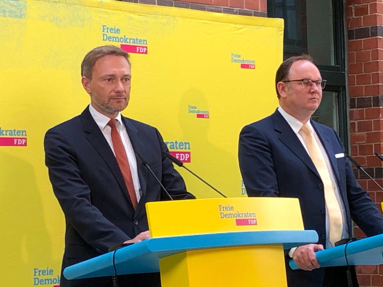 Ex-SPD-Politiker Christ ist jetzt FDP-Mitglied