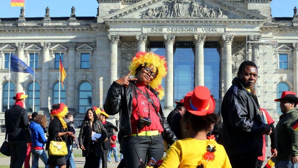 Tag der Deutschen Einheit: Zwischen Saumagen und Schwarzwälder Kirschtorte
