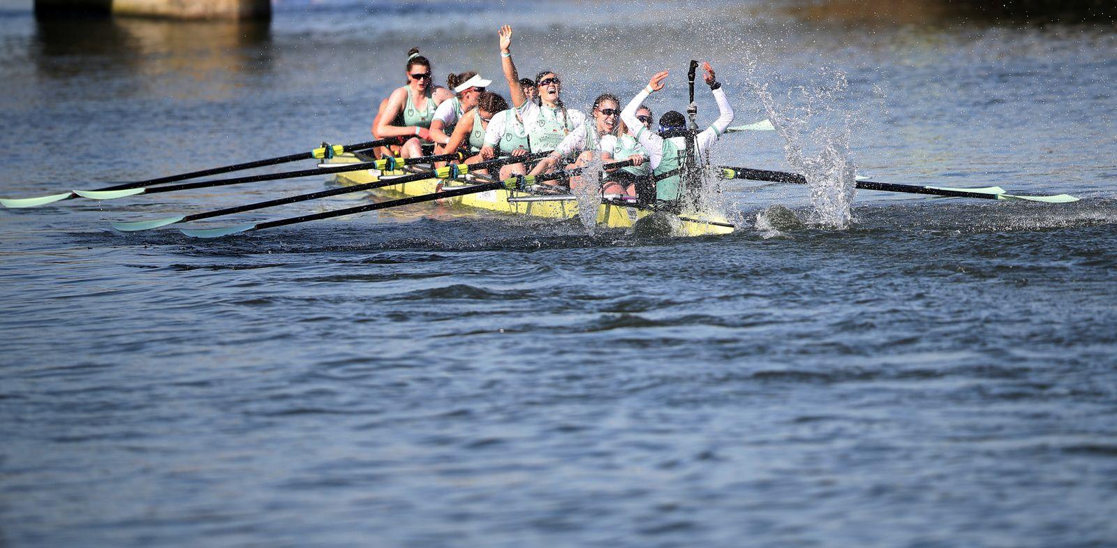 2021 Oxford v Cambridge - University Boat Race