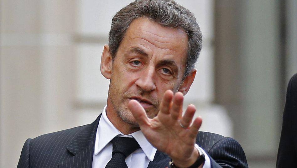 Frankreichs Ex-Präsident Sarkozy: Abstimmen über Neuwahlen