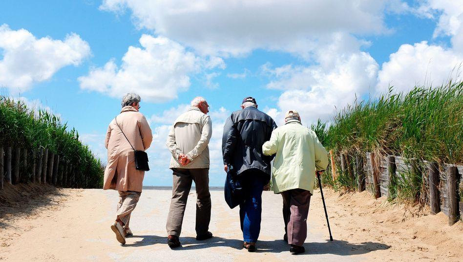 Rentner: Braucht man eine Privatrente?