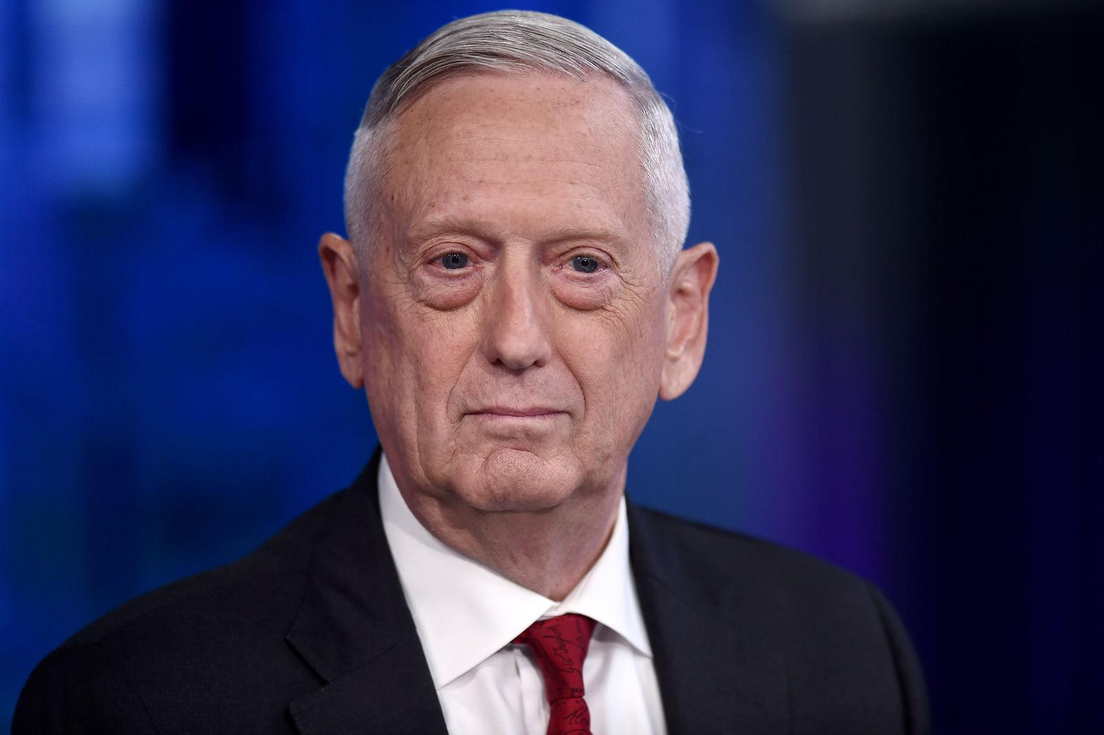 "Former U.S. Secretary Of Defense James Mattis Visits ""The Story With Martha MacCallum"""