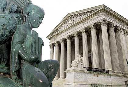 Supreme Court in Washington: Schutz der Brügerrechte in Gefahr?