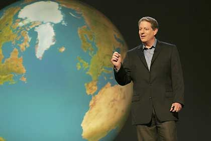 """The German government has given its blessing for schools to continue screening Al Gore's """"An Inconvenient Truth."""""""