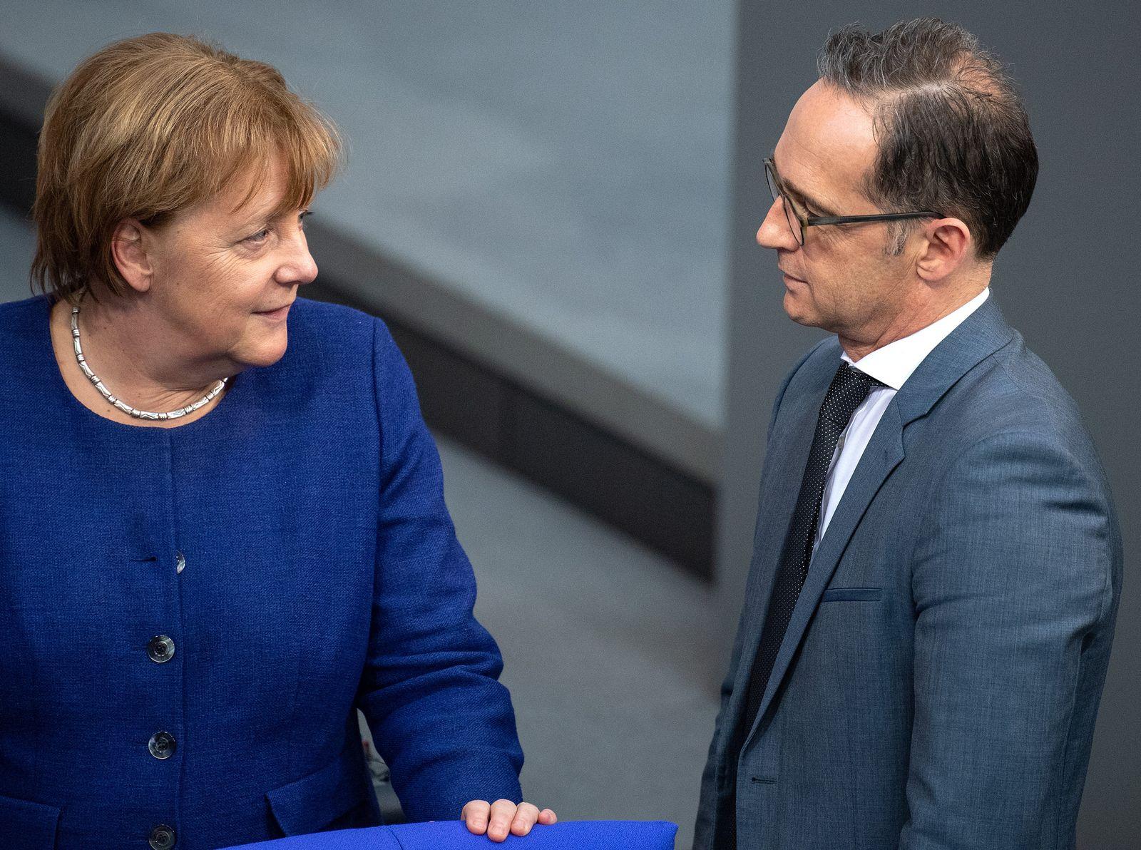 Merkel Maas