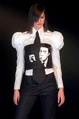 Pop-Art als Stil-Element: Mode von Jean-Charles de Castelbajac