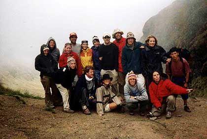 Studenten-Reisegruppe in Peru: Abseits ausgetretener Pfade