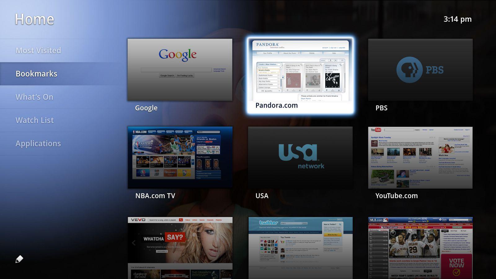 Google drängt in den Milliardenmarkt Fernsehen