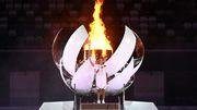 Tennis-Star Osaka entzündet das Olympische Feuer