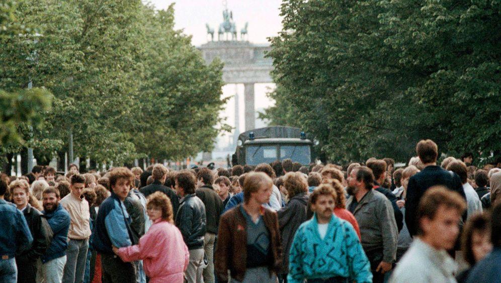 Pfingsten 1987: Als die Ost-Berliner ungehorsam wurden