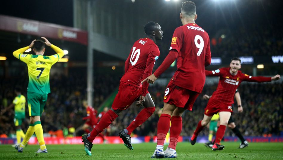 Premier League: Liverpool bereits drei Monate vor Saisonende für die Champions League qualifiziert