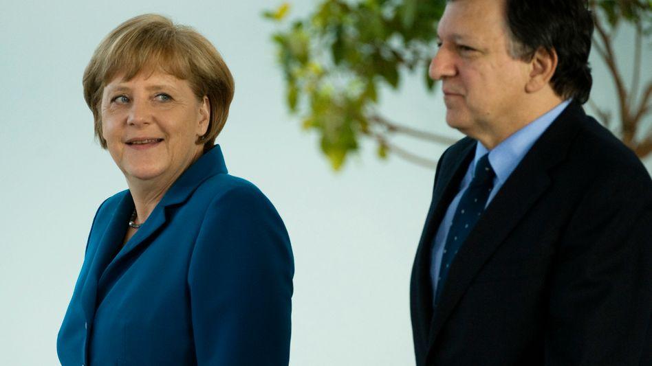 Merkel: Die Kanzlerin muss Kompromisse eingehen