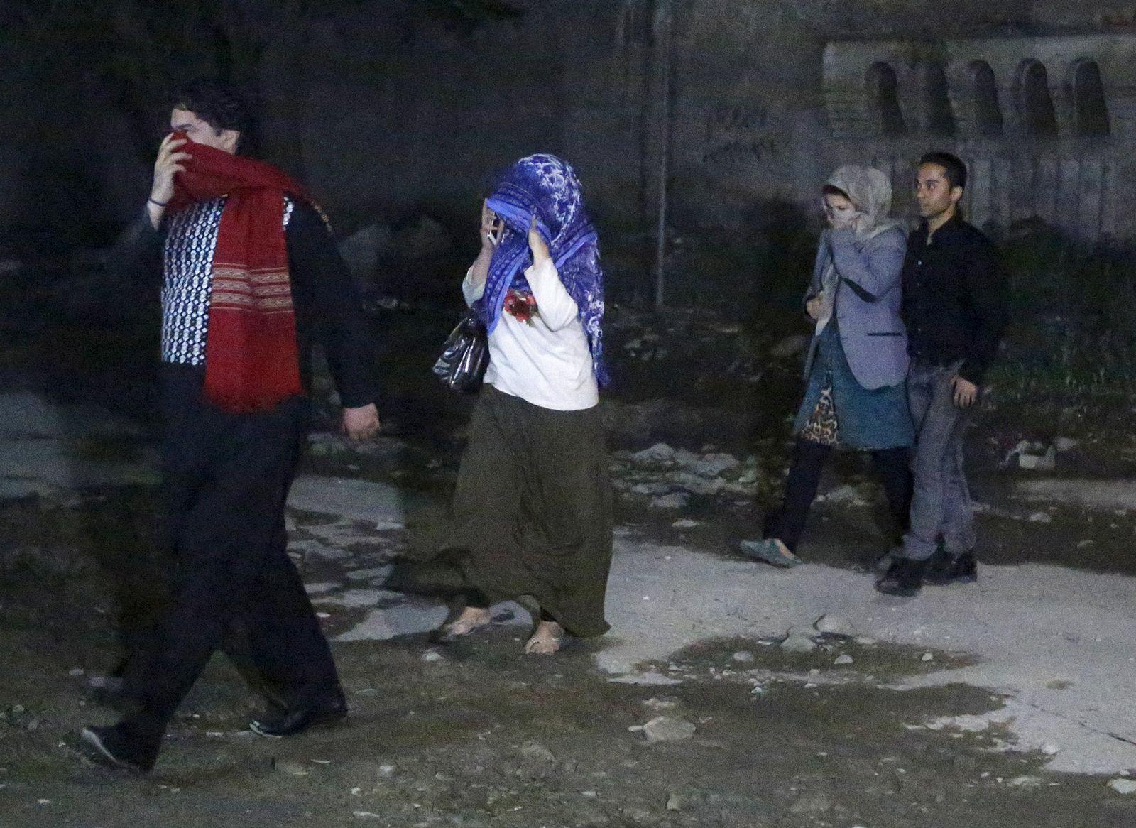 Anschlag Kabul Afghanistan