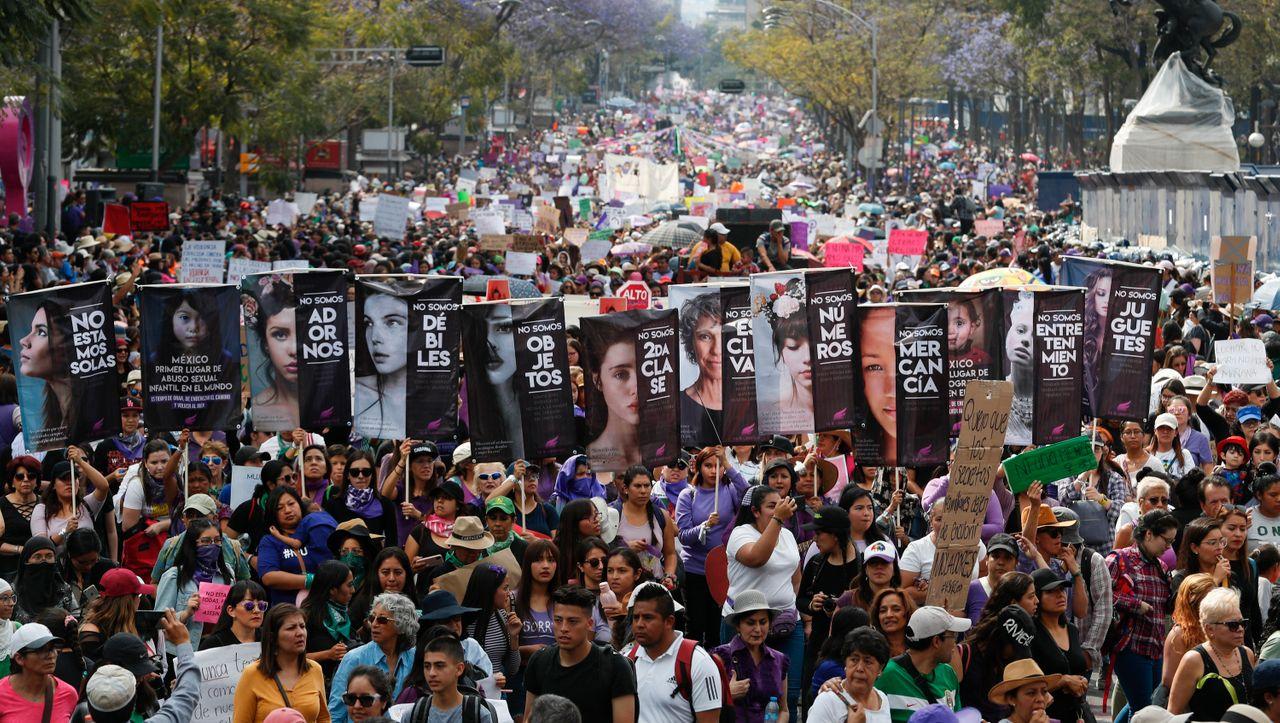 337 weibliche Todesopfer im April: Zahl ermordeter Frauen in Mexiko erreicht neuen Höchststand