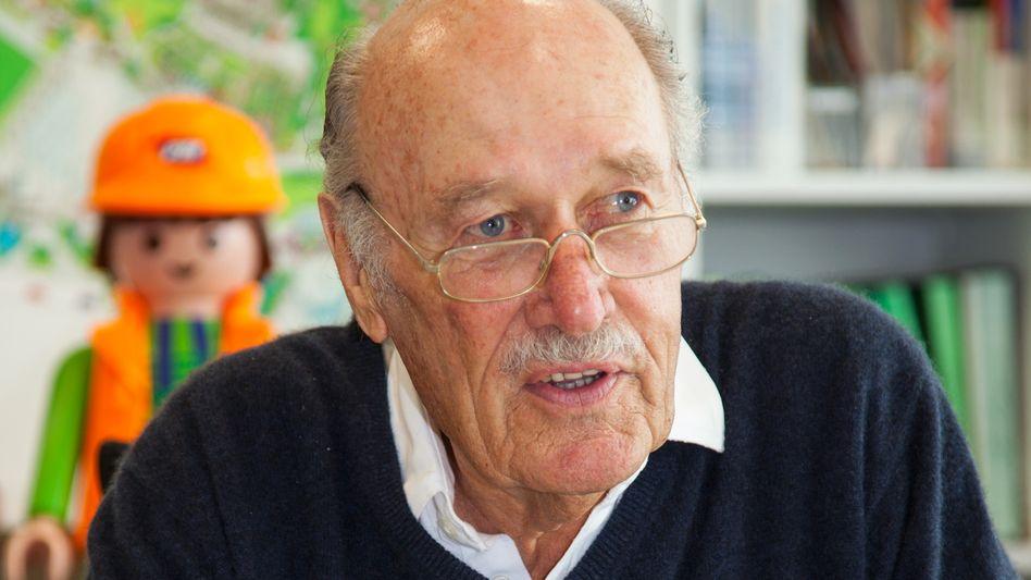 Horst Brandstätter (2013): Prägender Mann des Spielzeugherstellers