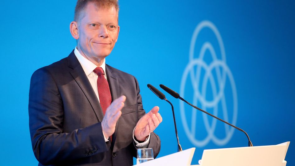 Thyssenkrupp-Vorstandschef Guido Kerkhoff